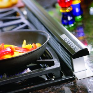 Streamlined Stovetop Controls
